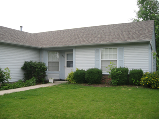 Siding Installation Example Seven - Indianapolis Client